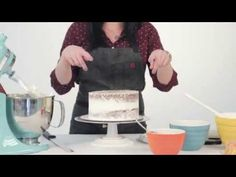 How to make the perfect naked cake