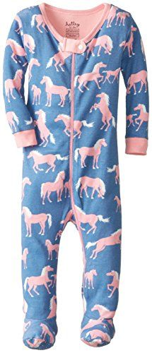 Hatley - Baby Girls Newborn Footed Coverall - Show Horses, Blue, 18-24 Months Hatley http://www.amazon.com/dp/B00KB3ME6Y/ref=cm_sw_r_pi_dp_qEFmub1FNMPR6