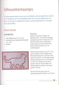 Gallery.ru / Фото #37 - Francien van Westering - Katten borduren met francien - anfisa1