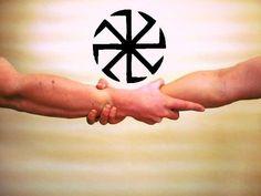 a kind of slavic handshake