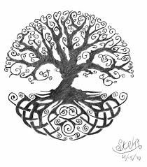 Image result for celtic tree of life art