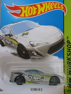 f85ab099a0 Toyota Scion FR-S complete with decals - MOSC Retail Experience