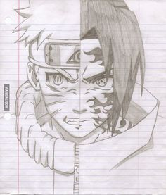 Naruto sketch drawing, sasuke drawing, naruto drawings, anime sketch, n Sasuke Drawing, Naruto Sketch Drawing, Naruto Drawings, Anime Drawings Sketches, Cool Art Drawings, Anime Sketch, Manga Drawing, Naruto Vs Sasuke, Anime Naruto