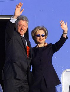 Bill Clinton: Hillary And I Stay In Touch With The Little People By Grocery Shopping On The Bill And Hillary Clinton, Hillary Rodham Clinton, William Clinton, American Presidents, Us Presidents, American History, Interview, Out Of Touch