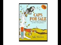 Caps for Sale performed by Mr. Kids love this video and the interactive reading comprehension questions. The Power Point is great for whol. Comprehension Questions, Reading Comprehension, Summer Reading Lists, Literacy Centers, Teaching Reading, Read Aloud, Book Activities, Childrens Books, Elementary Education