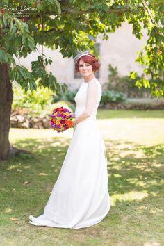 Krásná svatba nevěsty Jany. #Makeup #Hair #Svatby Girls Dresses, Flower Girl Dresses, Wedding Dresses, Makeup, Flowers, Vintage, Style, Fashion, Dresses Of Girls