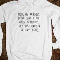 We Have Food - S.J.Fashion - Skreened T-shirts, Organic Shirts, Hoodies, Kids Tees, Baby One-Pieces and Tote Bags