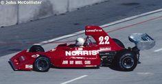 1976 GP USA (Chris Amon)  Ensign N174 - Ford