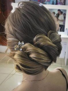 Wedding Hairstyles for Long Hair from Tonyastylist #weddinghairstyles