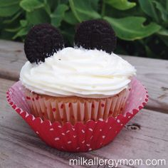 Food allergy parents often wonder how to make their child's first birthday cake milk-free and egg-free. Look no further. This recipe is tried and true!