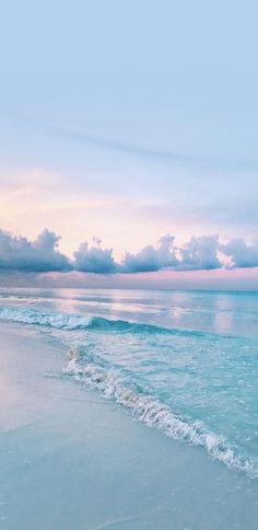 Beachy Wallpaper, Ocean Wallpaper, Summer Wallpaper, Iphone Background Wallpaper, Nature Wallpaper, Beautiful Landscape Wallpaper, Beautiful Landscapes, Aesthetic Backgrounds, Aesthetic Wallpapers