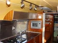 airstream land yacht renovation - Google Search