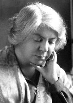 """The Nobel Prize in Literature 1926: Grazia Deledda. Prize motivation: """"for her idealistically inspired writings which with plastic clarity picture the life on her native island and with depth and sympathy deal with human problems in general"""""""