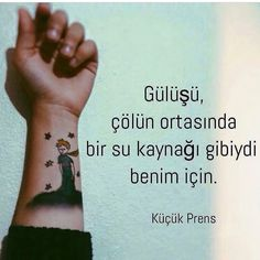 küçük prens Book Quotes, Life Quotes, The Little Prince, Weird World, Cool Words, Karma, Quotations, My Photos, Literature