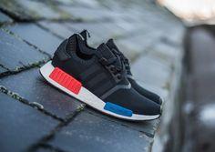 Chaussure Adidas NMD Boost Runner_1 PK noire (9)