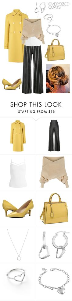 """oversized coats"" by annalynn2424 ❤ liked on Polyvore featuring L.K.Bennett, Balenciaga, Sans Souci, WithChic, Nine West, Dasein, Amanda Rose Collection, Journee Collection, Jordan Askill and West Coast Jewelry"