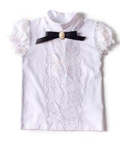 школьная форма, блуза