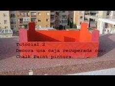 DIY Tutorial 2 Chalk Paint Recuperar