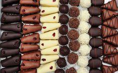 Eilandbonbons van Terschelling.  Ze zijn onder andere te koop bij het Pieter Peits winkeltje in Midsland en  bij Onder de Toer en 't Lokaal op West