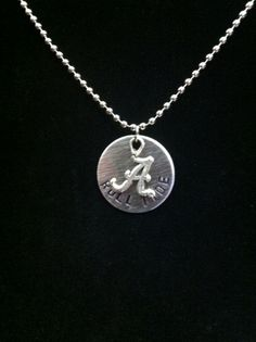 Alabama Roll Tide necklace