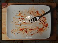 Personal Site - 404 Page designed by Hugo França. the global community for designers and creative professionals. Page 404, 404 Pages, Simple Web Design, Creative Design, Error Page, Page Design, Design Web, Web Design Inspiration, Design Ideas