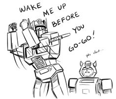 Where I'll ship in peace Transformers Memes, Transformers Bumblebee, Transformers Soundwave, I Robot, Screwed Up, Sound Waves, Runes, Fnaf, Drawing