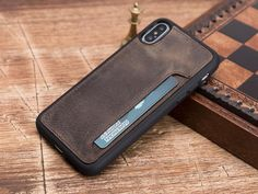 IPhone x cover iPhone leather cover iPhone X leather case Iphone Leather Case, Iphone Wallet Case, Iphone 7 Plus Cases, Card Wallet, Handmade Leather Wallet, Leather Cover, Etsy