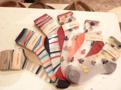 Sheer Ankle Socks