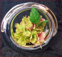 Dekoelement zum Füllen Porzellan silber  Preis: 7,99€