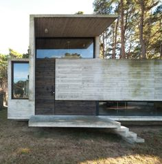 Pedrodo House BAK Architects cemento