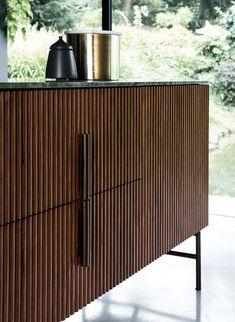 Plywood Furniture, Design Furniture, Living Furniture, Cool Furniture, Interior Design Living Room, Living Room Designs, Muebles Living, Contemporary Cabinets, Deco Design