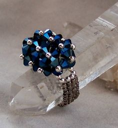 Crystals challenge: Aurelio Castano posted by BeadStyle - Bead Style Magazine Community - Forums and Photo Galleries