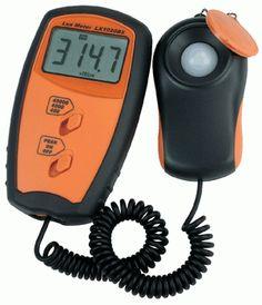 Digital Lux Meter LX-1020BS - Alat Uji Digital Meter Indonesia