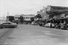 Rio de Janeiro: Campo Grande Campo Grande, zona oeste da cidade do Rio de Janeiro, em 1958.