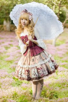 Lolita didn't come from Japan original but its super bit there