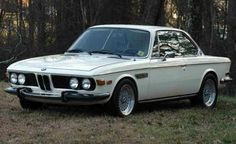 1973 BMW 3.0cs E9 Coupe Cool Sports Cars, Classic Sports Cars, Cool Cars, Classic Cars, Bmw 635 Csi, Classic European Cars, Bmw E9, Cars Motorcycles, Super Cars