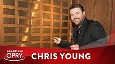 Go behind the scenes with Chris Young on his induction night!
