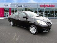2013 Nissan Versa SV. This Car May Be Small But It Certainly Is Impressive.