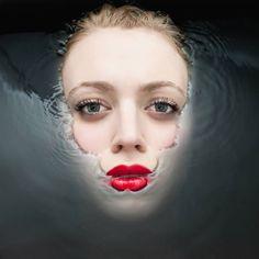 Women Water and Colors – Fubiz Media