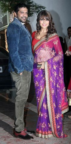 Photos: Bipasha Basu, Raveena Tandon, Arjun Rampal & More at Shilpa Shetty's Diwali Party