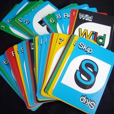 Uno--my favorite but has to be fast uno