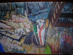 """""""Railroad Canyon"""" by Mike Dendinger mpdesignart@weebly.com Fine Art America"""