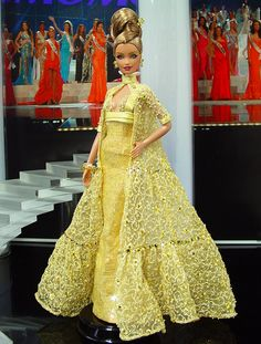 Miss New Jersey 2013 by Ninimomo Dolls RP by DCH Paramus Honda Sales Associate Ladi Shehu http://ladi-shehu.dchparamushonda.com