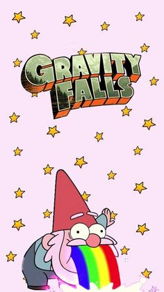 Gravity Falls, a show so good that it makes me want to rainbow barf.
