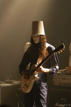 Buckethead by Nathan Rist, 2008