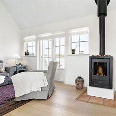 Vakantiehuis Lundebakken: Dit 6-persoons huis op Seeland in Denemarken is net nieuw in de verhuur en deze zomermaanden nog vrij! 1,7 km van het strand, bij mooie dorpjes in de buurt en te combineren met Kopenhagen.