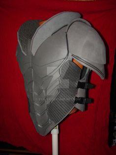 RIGOR Combat Armor 2 by Evil-FX on DeviantArt