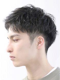 Perm Hair Men, Curly Hair Men, Dress Hairstyles, Permed Hairstyles, Asian Men Hairstyles, Hair And Beard Styles, Curly Hair Styles, Asian Man Haircut, Pop Hair