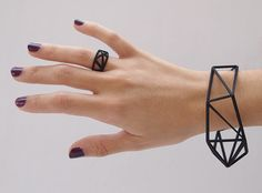 3D jewelries by Gancalo.