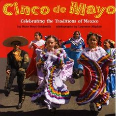Boo, Cinco de Mayo: Celebrating the Traditions of Mexico by Diane Hoyt-Goldsmith